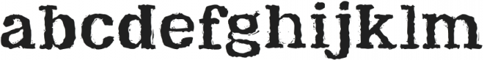 Docket Standard otf (400) Font LOWERCASE