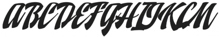 Doedel Alternate 1 otf (400) Font UPPERCASE