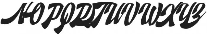 Doedel Alternate 2 otf (400) Font UPPERCASE