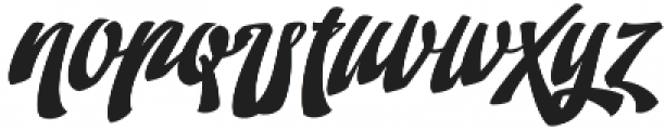 Doedel Alternate 2 otf (400) Font LOWERCASE