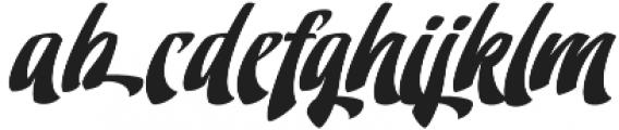 Doedel Alternate 5 otf (400) Font LOWERCASE