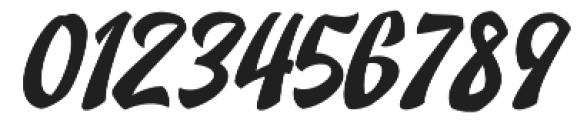 Doedel Alternate 7 otf (400) Font OTHER CHARS