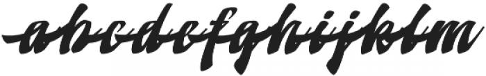Doedel Alternate 7 otf (400) Font UPPERCASE
