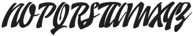Doedel Pro otf (400) Font UPPERCASE