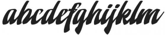 Doedel Pro otf (400) Font LOWERCASE