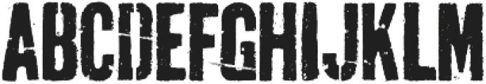 Dogjaw otf (400) Font LOWERCASE