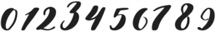 Dogmatic Regular otf (400) Font OTHER CHARS