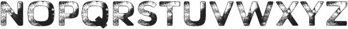 Dogtown Three otf (400) Font UPPERCASE