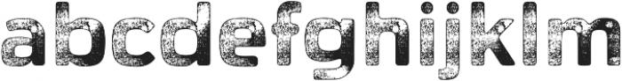 Dogtown Three otf (400) Font LOWERCASE