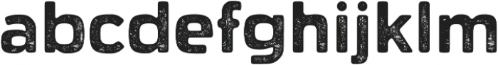 Dogtown Two otf (400) Font LOWERCASE