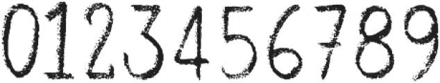Dolce Caffe Chalk otf (400) Font OTHER CHARS