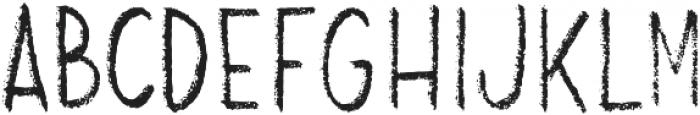Dolce Caffe Chalk otf (400) Font LOWERCASE