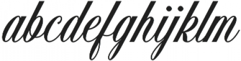 Dolcetto Extra Bold otf (700) Font LOWERCASE