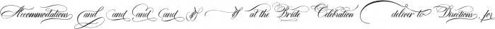 DomLovesMary Addons Regular otf (400) Font UPPERCASE