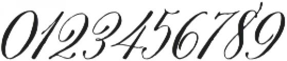 DomLovesMary Pro Regular otf (400) Font OTHER CHARS