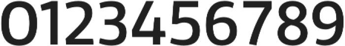 Domotika otf (400) Font OTHER CHARS