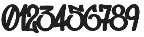 Don Graffiti Regular otf (400) Font OTHER CHARS