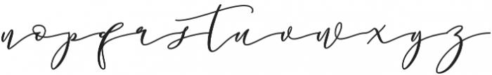 Donita Bonus Regular otf (400) Font LOWERCASE