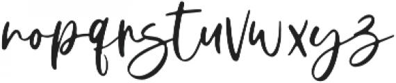 Donittan Story otf (400) Font LOWERCASE