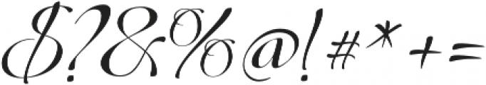 Donna Lena otf (400) Font OTHER CHARS