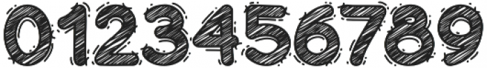 Doodle Voysla otf (400) Font OTHER CHARS