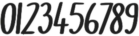 Doodler Bold Italic otf (700) Font OTHER CHARS