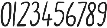 Doodler Regular Italic otf (400) Font OTHER CHARS