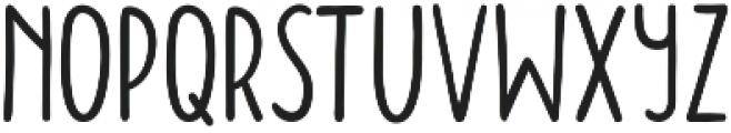 Doodler otf (400) Font LOWERCASE