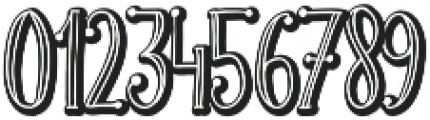 Doodling Poster otf (400) Font OTHER CHARS