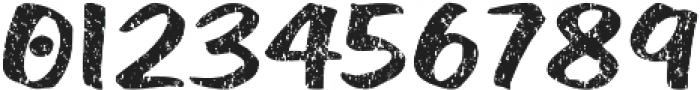 Dorae Script Regular otf (400) Font OTHER CHARS