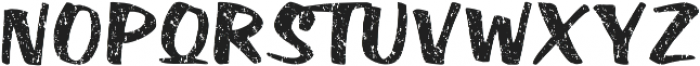 Dorae Script Regular otf (400) Font UPPERCASE