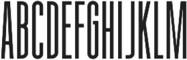 Dorion Medium otf (500) Font UPPERCASE