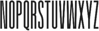 Dorion Medium otf (500) Font LOWERCASE