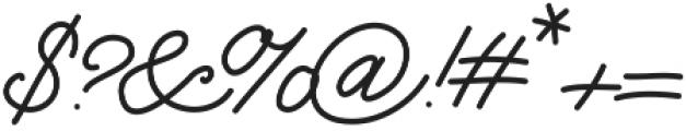 DorwittScript ttf (400) Font OTHER CHARS