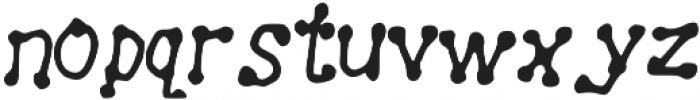Dot-On ttf (400) Font LOWERCASE