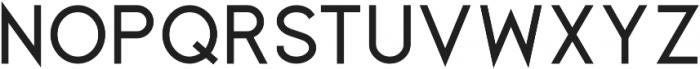 Dotcom Bold otf (700) Font UPPERCASE