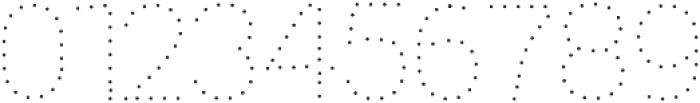 Dots ttf (400) Font OTHER CHARS