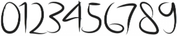 Dotting otf (400) Font OTHER CHARS
