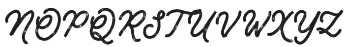 Douglas-Aaronade Script otf (400) Font UPPERCASE