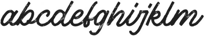 Douglas-Aaronade Script otf (400) Font LOWERCASE