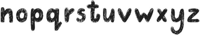 Douillet ttf (400) Font LOWERCASE