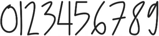 Doupple Signature otf (400) Font OTHER CHARS