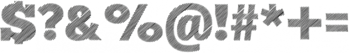 dodol Regular ttf (400) Font OTHER CHARS
