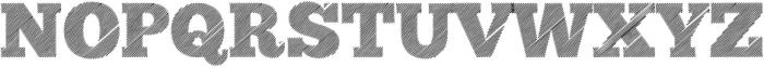 dodol Regular ttf (400) Font UPPERCASE