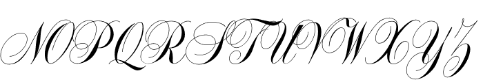 Dolcetto Regular Font UPPERCASE