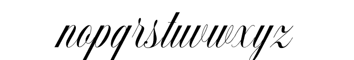 Dolcetto Regular Font LOWERCASE