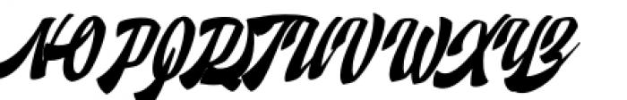 Doedel Alternate 2 Font UPPERCASE