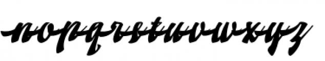 Doedel Alternate 7 Font UPPERCASE