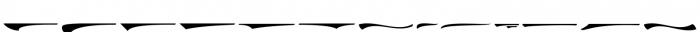 Doedel Swash Font UPPERCASE