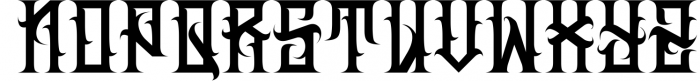 DOGMA Font LOWERCASE
